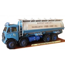 G52 AEC Mammoth Major bulk tanker 1947 Unpainted Kit OO Scale 1:76