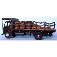 G88 Foden DG 4/7.5t flatbed Brewery 1938 Unpainted Kit OO Scale 1:76