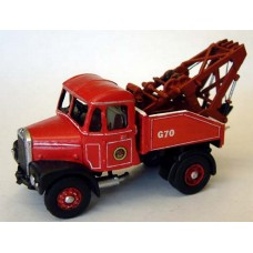 G97 Scam.Highwayman breakdown lorry Unpainted Kit OO Scale 1:76