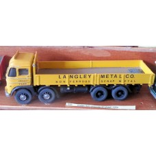 G99 Foden S20 dropside (8 wheel) 1954 Unpainted Kit OO Scale 1:76