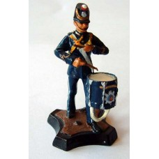 GB6p Royal Corps of Transport - Drummer GB6p Painted Model 54mm Scale