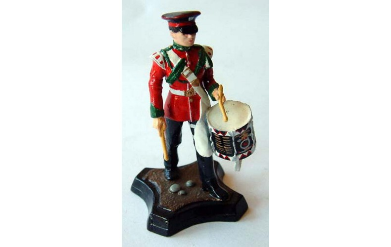 GB7p Royal Regiment of Wales GB7p Painted Model 54mm Scale