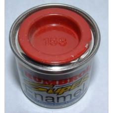 PP153 Humbrol Enamel Matt Paint Tinlet 14ml Code: 153 Crimson