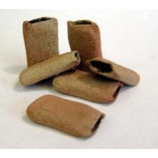 L38 6 Coal Sacks Unpainted Kit O Scale 1:43