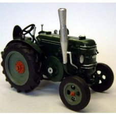 M10 Field Marshall Farm Tractor (series 2)  Unpainted Kit O Scale 1:43
