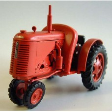 M16a David Brown 'Cropmaster Vee Twin' Tractor Unpainted Kit O Scale 1:43