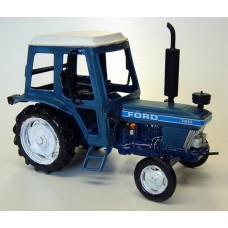 M17 Ford 7610 with 'Q' cab Circ1980's Unpainted Kit O Scale 1:43