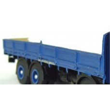 M19a Dropside conversion for Atkinson flatbed Unpainted Kit O Scale 1:43