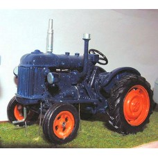 M6 Fordson Major E27N Farm Tractor Unpainted Kit O Scale 1:43