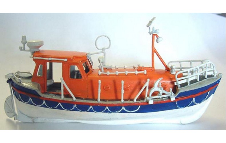 MB19a 37'6 Rother Class Lifeboat waterline Unpainted Kit OO Scale 1:76
