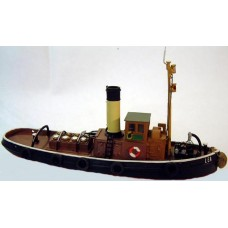 NMB10a 75ft 'Tid' Class Tug Boat Waterline Unpainted Kit N Scale 1:148