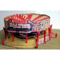 NQ10 Waltzer Ride Unpainted Kit N Scale 1:148