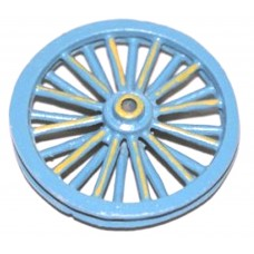 NV13 Pitt head winding wheels 34mm diameter Unpainted Kit N Scale 1:148