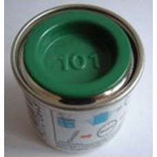PP101 Humbrol Enamel Matt Paint Tinlet 14ml Code: 101 Grass Green