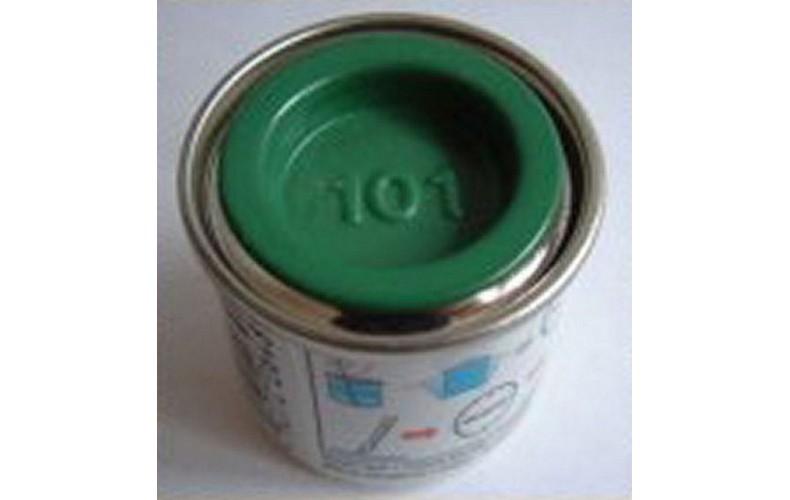 PP101 Humbrol Enamel Matt Paint Tinlet 14ml Code: 101 Grass Green
