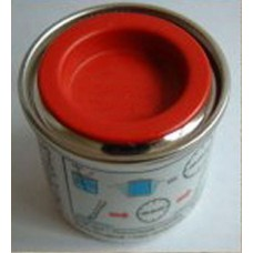 PP60 Humbrol Enamel Matt Paint Tinlet 14ml Code: 60 Red