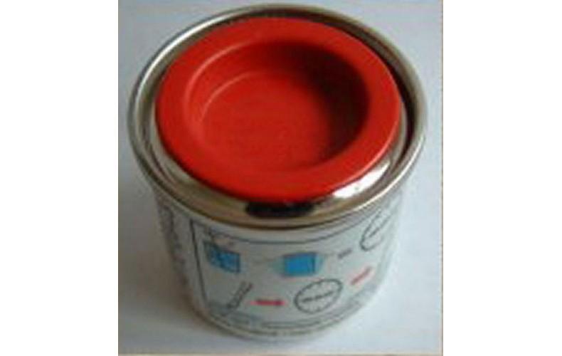 PP60 Humbrol Enamel Matt Paint Tinlet 14ml Code: 60 Red