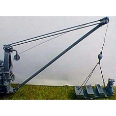 Q31 Lifting boom for Traction Engines Unpainted Kit OO Scale 1:76