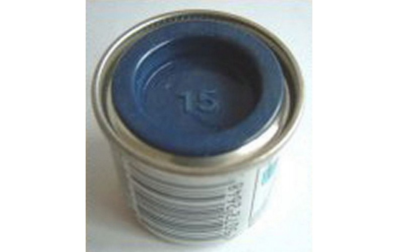 PP15 Humbrol Enamel Gloss Paint Tinlet 14ml Code: 15 Navy Blue