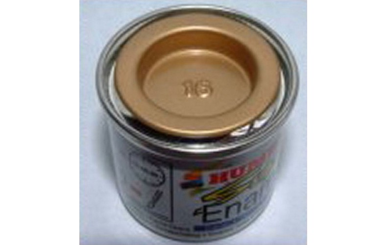 PP12 Humbrol Enamel Metalic Paint Tinlet 14ml Code: 12 Copper