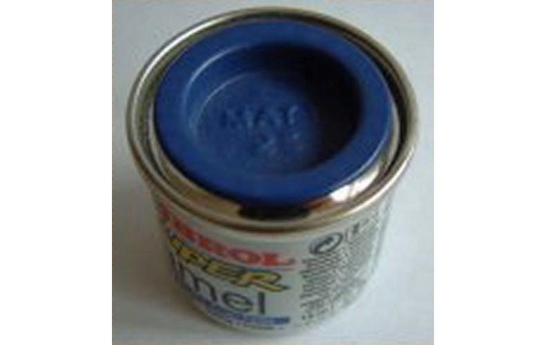 PP25 Humbrol Enamel Matt Paint Tinlet 14ml Code: 25 Dark Blue