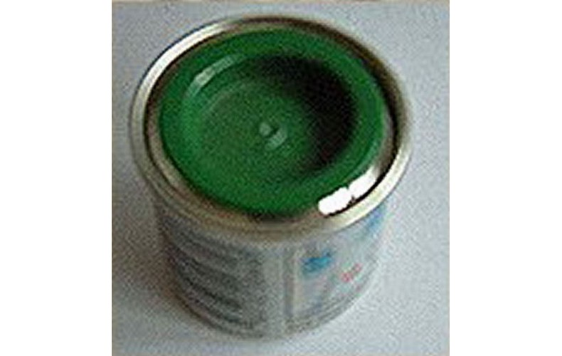 PP2 Humbrol Enamel Gloss Paint Tinlet 14ml Code: 2 Mid Green