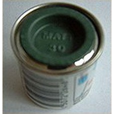 PP30 Humbrol Enamel Matt Paint Tinlet 14ml Code: 30 Dark Green