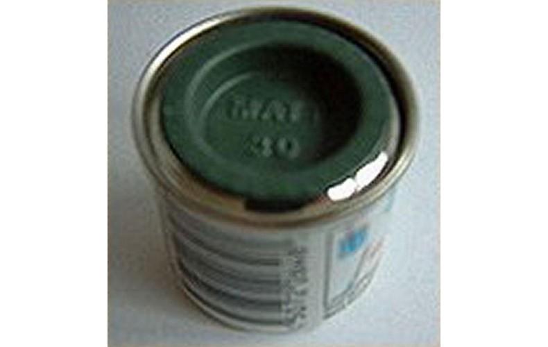 PP30 Humbrol Enamel Matt Paint Tinlet 14ml Code: 30 Dark Green