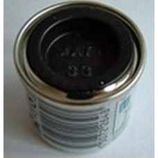 PP33 Humbrol Enamel Matt Paint Tinlet 14ml Code: 33 Black