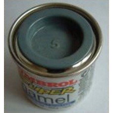 PP5 Humbrol Enamel Gloss Paint Tinlet 14ml Code: 5 Dark Grey