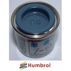PP96 Humbrol Enamel Matt Paint Tinlet 14ml Code: 96 RAF Blue