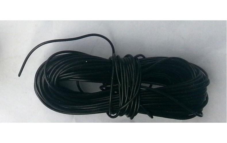 10 meters wire - Black SMF101