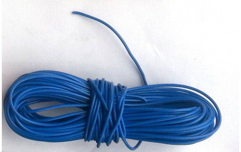10 meters wire - Blue SMF102