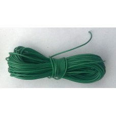10 meters wire - Green SMF103