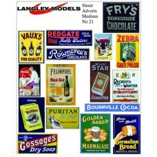 SMF20 Street advertising signs (Small)