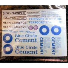 T8 Blue Circle Cement