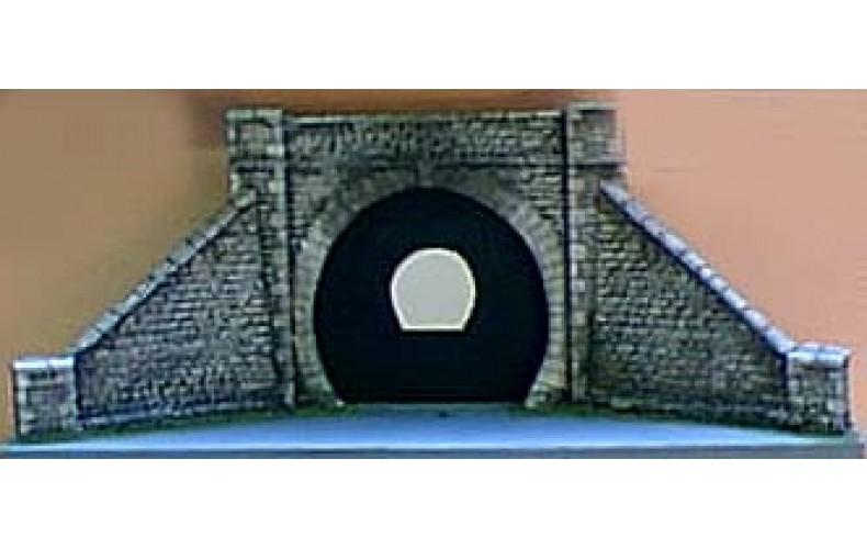 V11 Single Track Tunnel OO Scale 1/76th