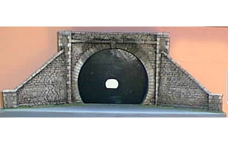 V12 Twin Track Tunnel OO scale 1/76th