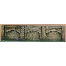 V13 Embankment Stone Wall OO Scale 1/76th