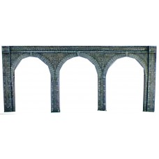 V14 Stone Viaduct OO Scale 1/76th