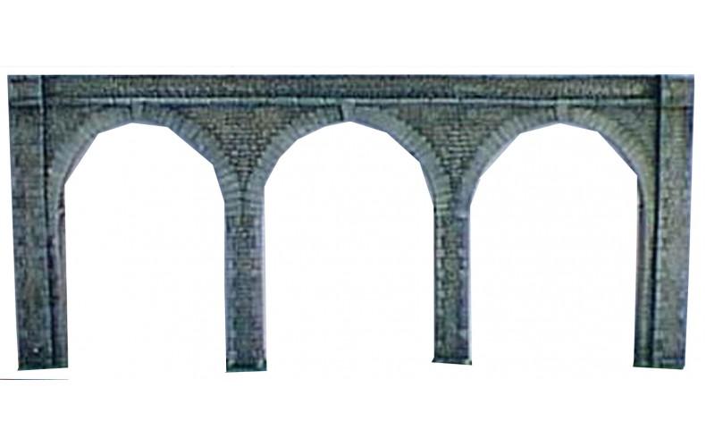 V14 Stone Viaduct OO Scale 1/76th