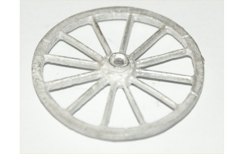 xx10 45mm Spoked Wheel Pair