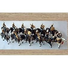 TC17a 17th Duke of Cambridge Own Lancers Band