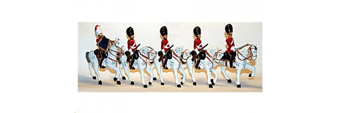 Royal Scots Greys Toy Soldiers