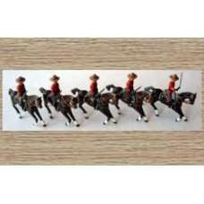 TCAN3 North West Candian Mounted Police