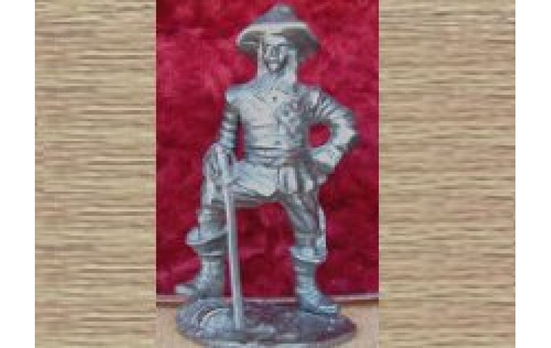 EC3 Standing Officer (54mm scale)