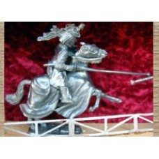 KS14 Jousting Knight (Lion Crested Helm) (54mm scale)
