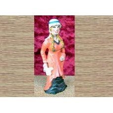 KS15 Medieval Lady in Waiting (54mm scale)