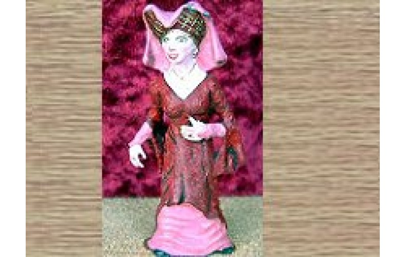 KS16 Lady of the Manor (54mm scale)