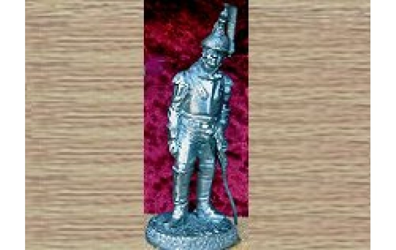 LM11 Cuirassier Officer 1806-15 (75mm scale)